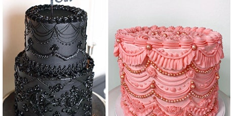Cake Decorating Class - 2-Tier Lambeth Cake Decorating Workshop tickets