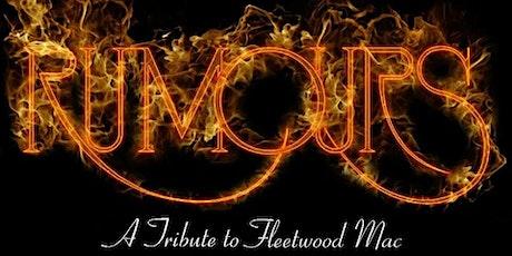 Rumours - Fleetwood Mac Tribute tickets
