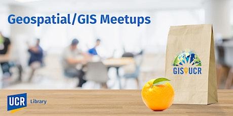 Geospatial/GIS Meetups tickets