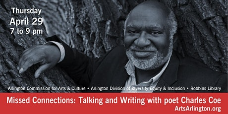 Missed Connections: a conversation/writing workshop with Charles Coe tickets