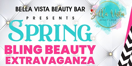SPRING BLING BEAUTY EXTRAVAGANZA tickets