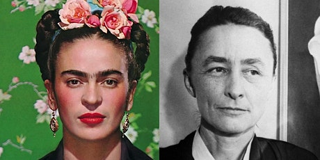 Frida Kahlo & Georgia O'Keeffe:  Gender Rebels, Lovers, Artists tickets