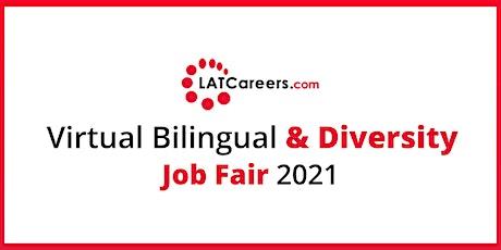 Diversity Virtual Teacher Career Fair  Philadelphia  April 23, 2021-Jobs tickets