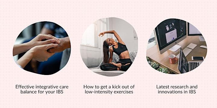 Remote gut health  | International IBS Summit image