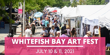 2021 Whitefish Bay Art Fest tickets