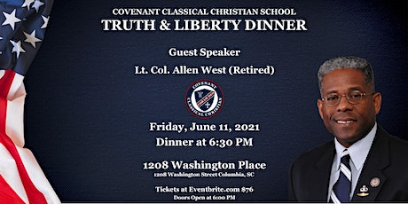 Truth and Liberty Dinner tickets