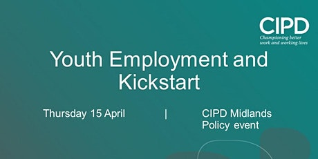 Youth Employment / Kickstarter webinar tickets