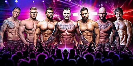Girls Night Out The Show at Crush 3 (Anderson, SC) tickets