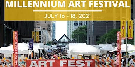 2021 Millennium Art Festival tickets