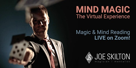 MIND MAGIC: The Virtual Magic Show tickets