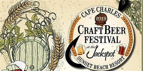 Copy of Cape Charles Craft Beer Festival tickets