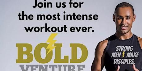 Bold Venture  | Strong Men Make Disciples| Sep 30-Oct 2, 21 Elberta, AL tickets