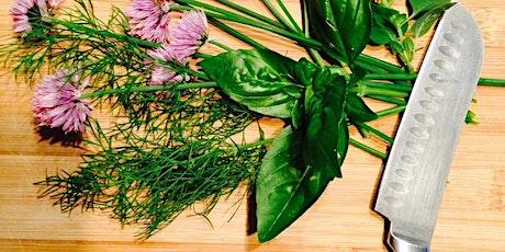 Backyard Farm School: How to Grow a Chef's Herb Garden tickets