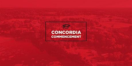 CUAA Undergraduate Commencement Ceremonies tickets