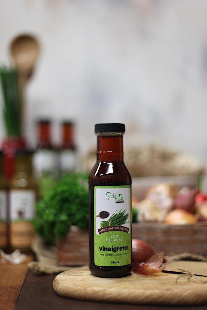 At the Table: RicherEarth Vegan Eats image