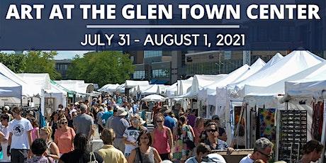 2021 Art at the Glen Town Center tickets