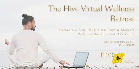 The Hive Wellness Retreat tickets