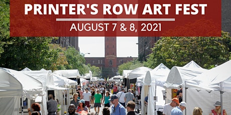 2021 Printer's Row Art Fest tickets