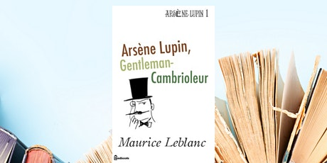 Club de lecture en français et en ligne / Online French Book club tickets