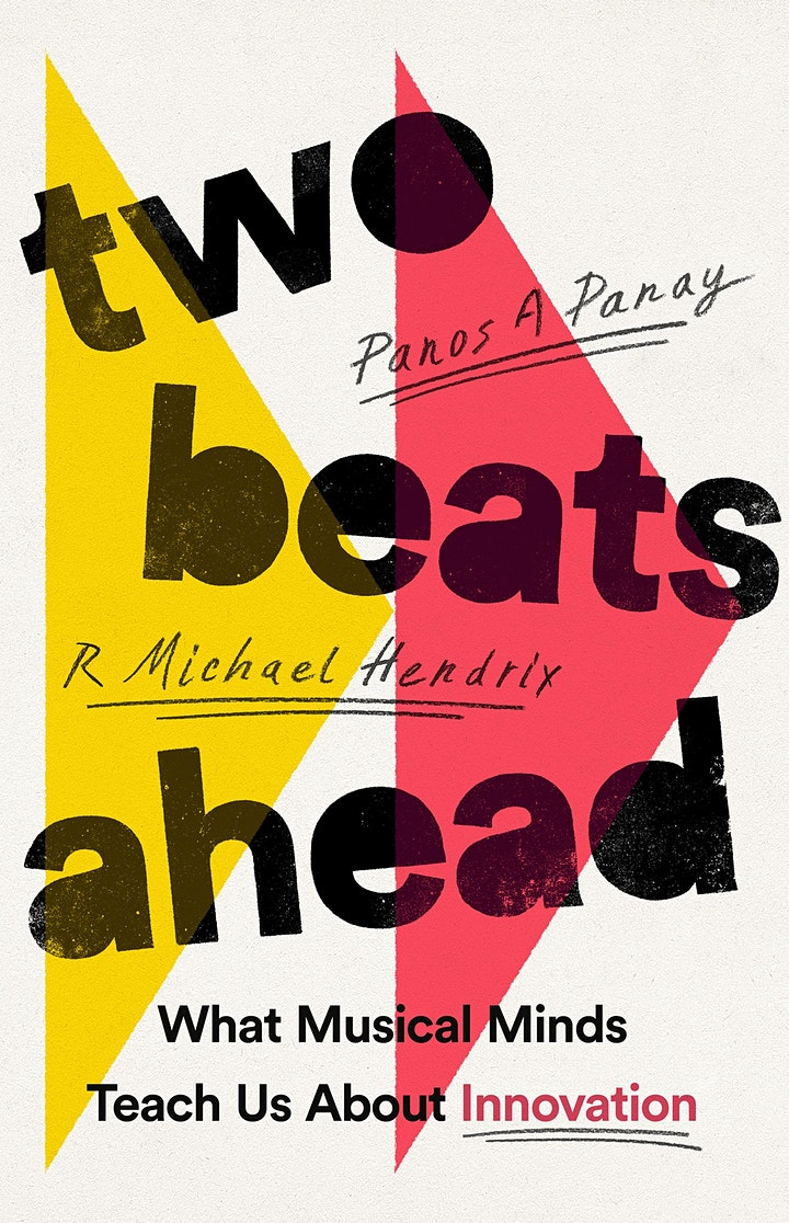 MMM Book Club -  Two Beats Ahead: What Musical Minds Teach About Innovation image