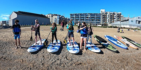 Dogpatch Paddle Camp: Session 5 • BBQ & Paddle Olympics tickets