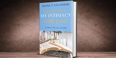 """Virtual Book Launch """"Deeping My Intimacy With God"""" tickets"""
