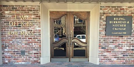 Kansas Associate Open House entradas