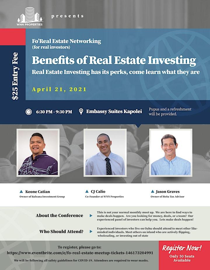 Fo Real Estate Meetup image