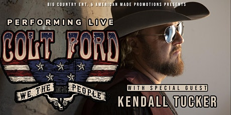 Colt Ford LIVE at Oxford Downs [FREE CONCERT] tickets