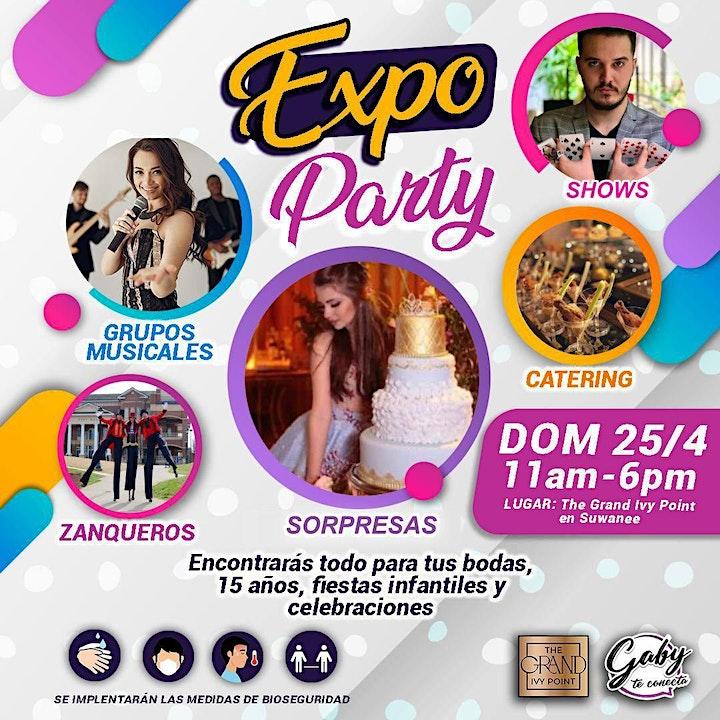 Imagen de EXPO PARTY !!!!!