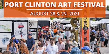2021 Port Clinton Art Festival tickets