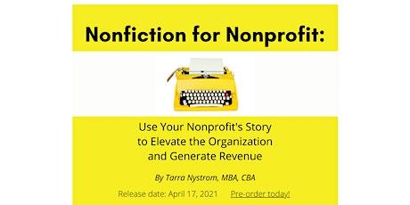It's a Party! Nonfiction for Nonprofit Book Release Virtual Celebration tickets