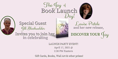 Discover Your Joy Book Launch tickets