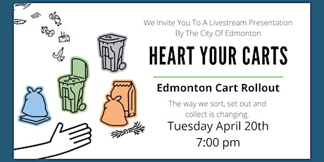 Heart Your Carts Presentation tickets