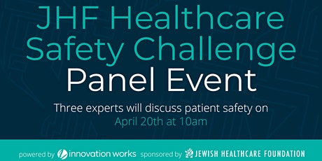 JHF Healthcare Safety Challenge: Panel Event tickets