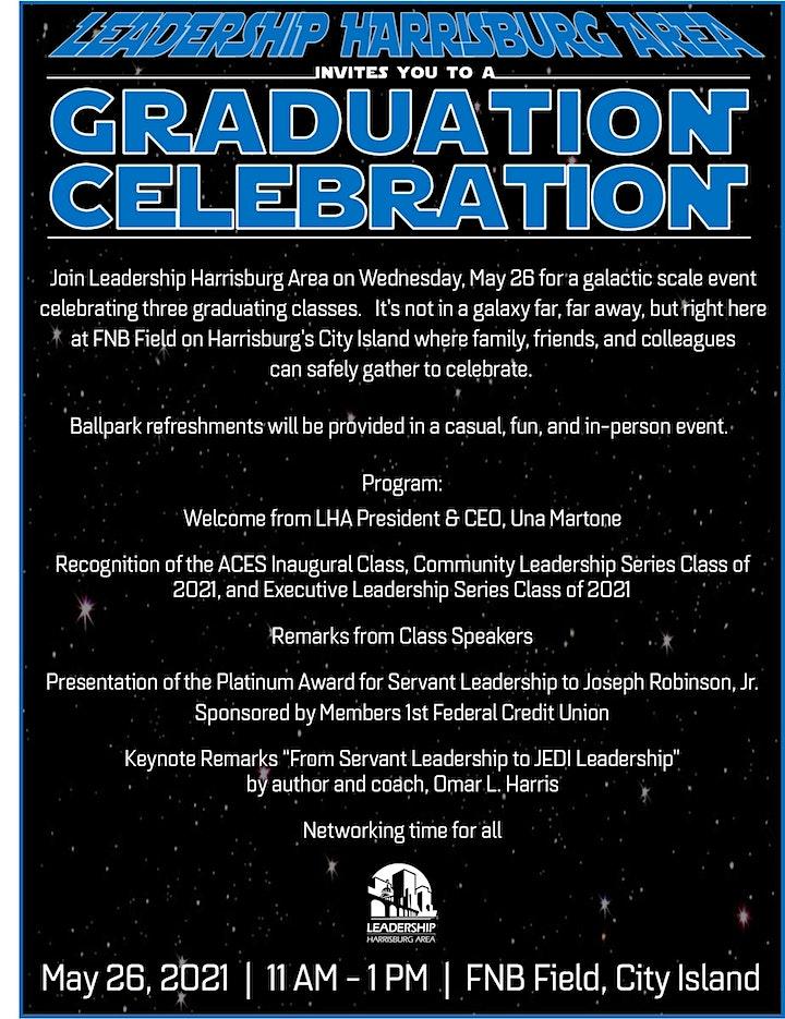 LHA 2021 Graduation Celebration image