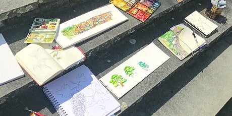 SketchBoston at Rose Kennedy Greenway tickets
