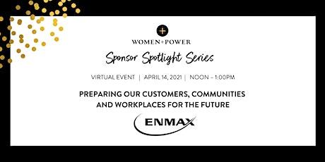 Sponsor Spotlight Series: ENMAX tickets