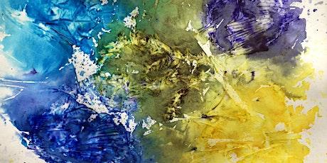 Wacky Watercolors Become Wearable Art tickets