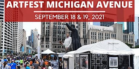 2021 Artfest Michigan Avenue tickets