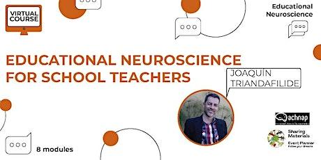 Course to EDUCATIONAL NEUROSCIENCE For School Teachers - 8 modules entradas
