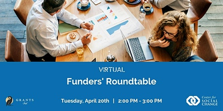 Funders' Roundtable tickets