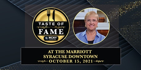 WCNY's 7th Annual Taste of Fame Culinary Dinner Experience tickets