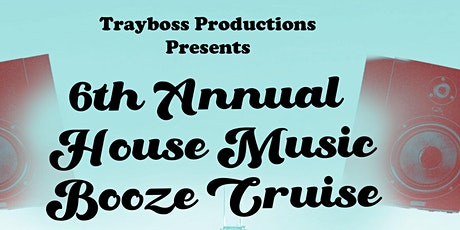 2021 House Music Music Booze Cruise tickets