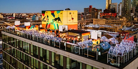 "ALL SATURDAYS: BRUNCH & NIGHTS! ""SKY SUITES""  @ SAVANNA w/NYC SKYLINE VIEWS tickets"