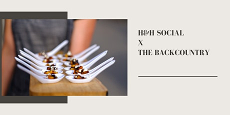 HH Social x Backcountry tickets