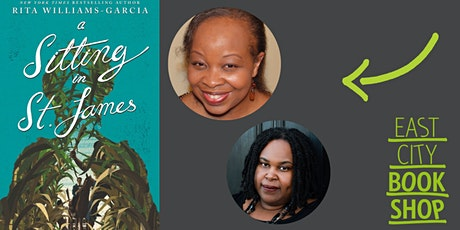 Rita Williams-Garcia, A Sitting in St. James, moderated by Renée Watson tickets