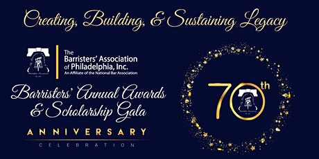 Barristers' Annual Scholarship Gala 2021 tickets