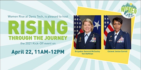 Women Rise at Davis Tech Presents: Rising Through the Journey with HAFB tickets