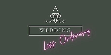 A Wedding Less Ordinary tickets